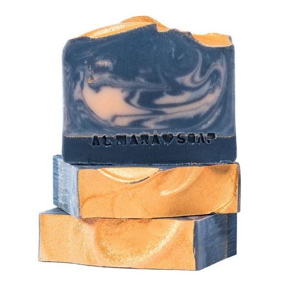 almara soap dizajnove mydlo amber nights prirodno