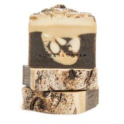 almara soap dizajnove mydlo coffee time prirodno