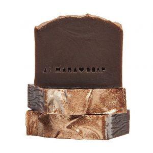 almara soap dizajnove mydlo gold chocolate prirodno