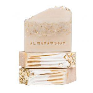 almara soap jemne mydlo sweet milk prirodno