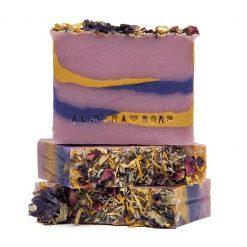 almara soap kvetinove mydlo letna romanca prirodno