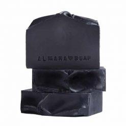 almara soap mydlo s aktivnym uhlim blacka as my soul prirodno