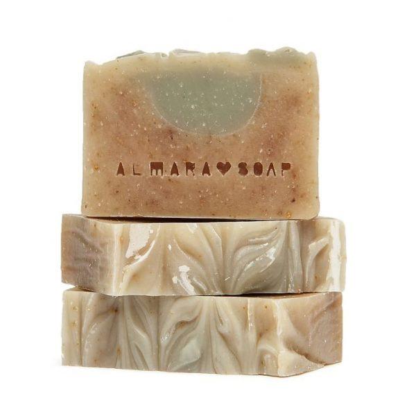 almara soap peelingove mydlo lemon tea tree prirodno