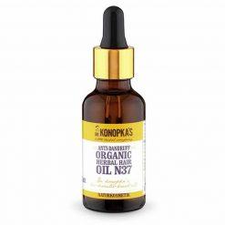 Dr. Konopka's bylinny vlasovy olej proti lupinam prirodno