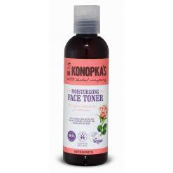 Dr. Konopka's hydratacne pletove tonikum prirodno