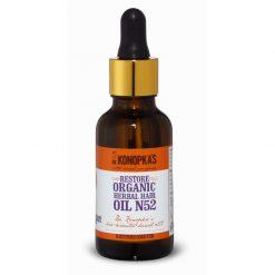 Dr. Konopka's obnovujuci olej na vlasy prirodno