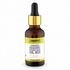 Dr. Konopka's posilnujuci bylinny olej na vlasy prirodno