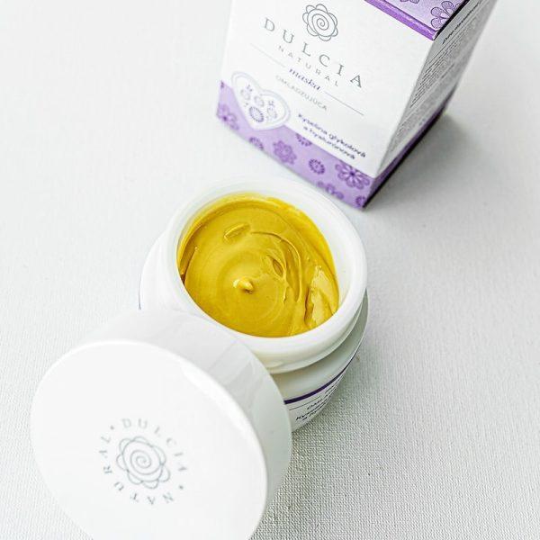 dulcia omladzujuca maska kyselina glykolova a hyaluronova prirodno