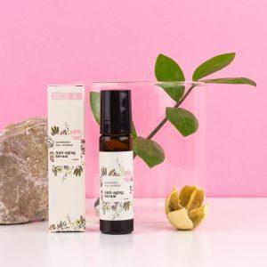 kvitok anti aging serum pre zrelu plet 30+ prirodno