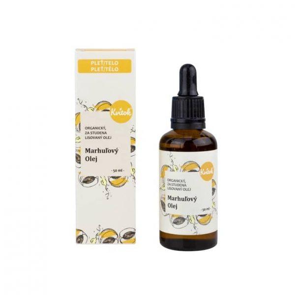 kvitok marhulovy olej prirodno