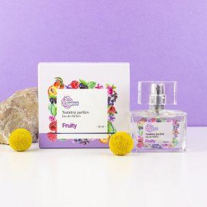 kvitok toaletny parfum parfem eau de parfum senes fruity prirodno