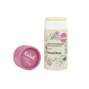 kvitok tuhy dezodorant ranna rosa prirodno