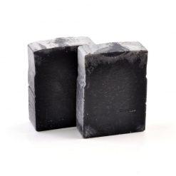 musk prirodne mydlo s aktivnym uhlim cierne zlato vegan prirodno