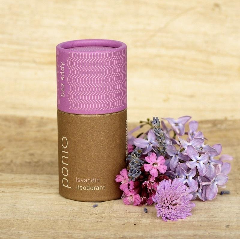 ponio sodafree pazuch lavandin prirodny deodorant prirodno