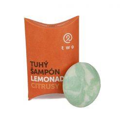 two tuhy sampon lemonade pre normalne a mastne vlasy prirodno
