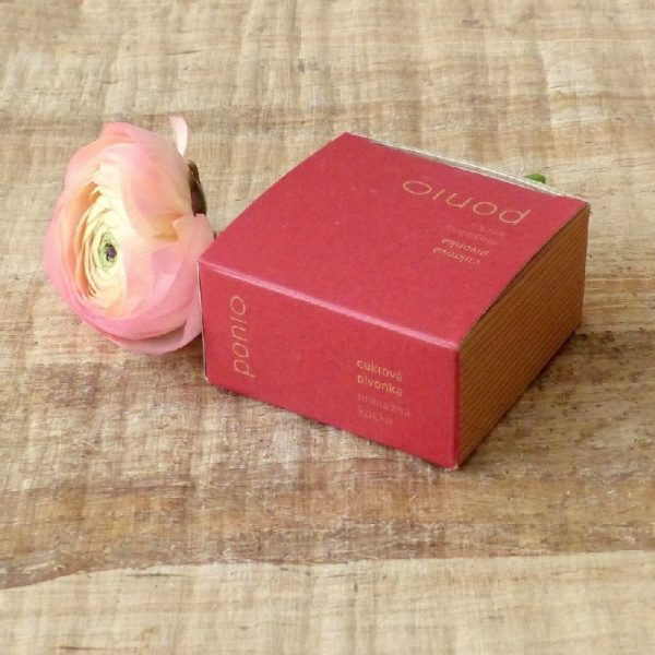 ponio masazna kocka cukrova pivonka prirodno