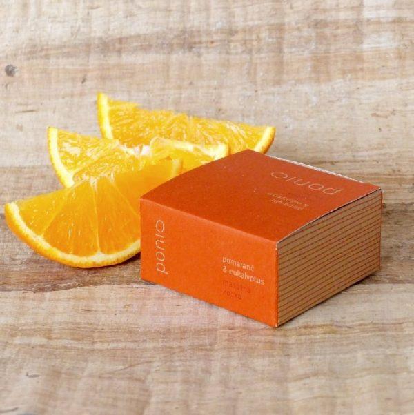 ponio masazna kocka pomaranc eukalyptus prirodno