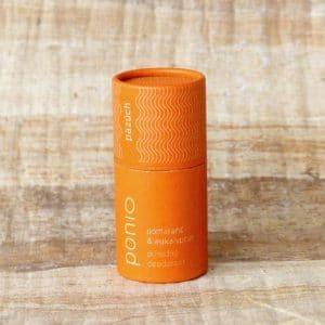Pazúch prírodný dezodorant Pomaranč & eukalyptus