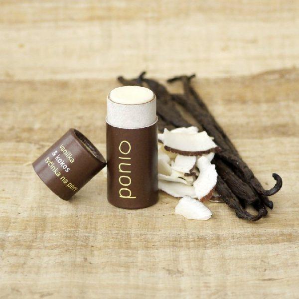 ponio balzam na pery vanilka kokos prirodno